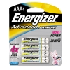 Alternate view 2 for Energizer EA92BP4 AAA Advanced Lithium Battery