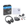 Alternate view 3 for Able Planet True Fidelity IR200T IR Headphones