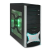 Alternate view 2 for Xion Solaris ATX Black Mid-T Case w/ 450w PSU