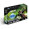 Alternate view 5 for ASUS GeForce 210 1GB DDR3 Low Profile Silent