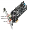Alternate view 3 for ASUS Xonar DSX PCI-Express 7.1 Sound Card