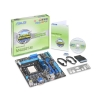 Alternate view 3 for ASUS M4A88T-M w/AMD X6 1045T & 2TB Barebones Kit