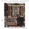 Alternate view 4 for ASUS Sabertooth X79 TUF Edition 5 years warranty