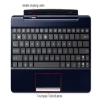 Alternate view 5 for ASUS Transformer Pad TF300T Blue Mobile Dock
