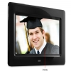 "Alternate view 3 for Aluratek ADPF07SF 7"" Digital Photo Frame"