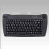 Alternate view 2 for Adesso Mini USB Keyboard With Trackball (Black)