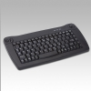 Alternate view 4 for Adesso Mini USB Keyboard With Trackball (Black)