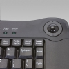 Alternate view 7 for Adesso Mini USB Keyboard With Trackball (Black)