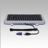 Alternate view 5 for Adesso Mini USB/PS2 Keyboard