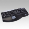 Alternate view 2 for Adesso PS/2 Ergonomic Keyboard