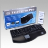 Alternate view 3 for Adesso PS/2 Ergonomic Keyboard