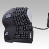 Alternate view 4 for Adesso PS/2 Ergonomic Keyboard