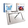 Alternate view 2 for Adesso CYBERTABLETM14 Graphics Tablet & Pen Bundle