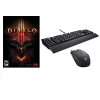 Alternate view 2 for Diablo III PC Game &amp; Corsair MMO Key/Mouse Bundle