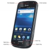 Alternate view 4 for AT&T Samsung Exhilarate I577 4G LTE Cell Phone
