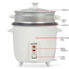 Alternate view 4 for Brentwood TS-180S Rice Cooker/Steamer