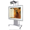 Alternate view 2 for Balt iTeach Interactive Whiteboard Holder