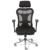 Alternate view 3 for Balt 34434 Ergo Ex Ergonomic Mesh Chair