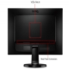 Alternate view 7 for BenQ 22&quot; Wide 1080p LED Monitor, VGA, DVI