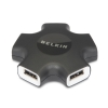 Alternate view 4 for Belkin F4U027TT Premium 4 Port USB 2.0 Hub