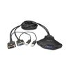 Alternate view 4 for Belkin 2-Port USB KVM Switch