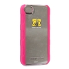 Alternate view 2 for Body Glove 9164601 Fringe Snap-On Case Clear/Pink