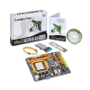 Alternate view 3 for Biostar MCP6PB M2+ Motherboard and AMD Phenom X3 8