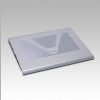 Alternate view 2 for Inland Aluminum Notebook Cooling Fan Pad