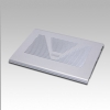 Alternate view 4 for Inland Aluminum Notebook Cooling Fan Pad