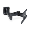 "Alternate view 2 for Inland Full Motion Wall Mount up to 32"" TVs Black"
