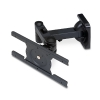 "Alternate view 4 for Inland Full Motion Wall Mount up to 32"" TVs Black"