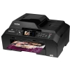 Alternate view 2 for Brother MFCJ5910DW WiFi All-in-One Printer