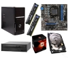 Alternate view 2 for MSI 760GM-E51(FX) AMD 760 Socket AM3+ Mothe Bundle