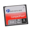 Alternate view 2 for Centon 2GB Advanced CF Flash Memory Card