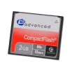 Alternate view 4 for Centon 2GB Advanced CF Flash Memory Card
