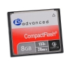 Alternate view 2 for Centon 8GB Advanced CF Flash Memory Card