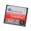 Alternate view 4 for Centon 8GB Advanced CF Flash Memory Card