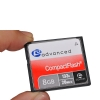 Alternate view 7 for Centon 8GB Advanced CF Flash Memory Card