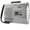 Alternate view 2 for COBY CXR60 Voice-Activated Cassette Recorder
