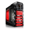 Alternate view 2 for CybertronPC Beast Liq-cool Core i7 w/2x GTX570 SLI