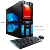 Alternate view 3 for CybertronPC Core i5 500GB HDD Gaming PC