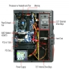 Alternate view 6 for CybertronPC Core i3 16GB DDR3 Gaming PC