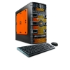 Alternate view 2 for CybertronPC Slayer II Core i5 Liq-Cool w/GTX550Ti