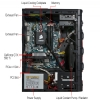 Alternate view 6 for CybertronPC Slayer II Core i5 Liq-Cool w/GTX550Ti