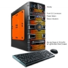 Alternate view 7 for CybertronPC Slayer II Core i5 Liq-Cool w/GTX550Ti