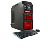 Alternate view 2 for CybertronPC AMD A6 1TB HDD 16GB DDR3 Gaming PC