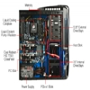 Alternate view 6 for CybertronPC Syclone II AMD CrossFireX Gaming PC