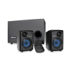 Alternate view 2 for Corsair SP2500 Gaming Audio Series Speaker System