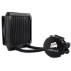 Alternate view 3 for Corsair CW-9060001-WW Hydro H40 CPU Liquid Cooler