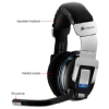 Alternate view 6 for Corsair Vengeance 2000 Gaming Headset